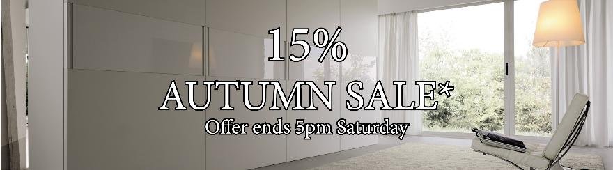 bespoke fitted furniture and bespoke joinery sale now on