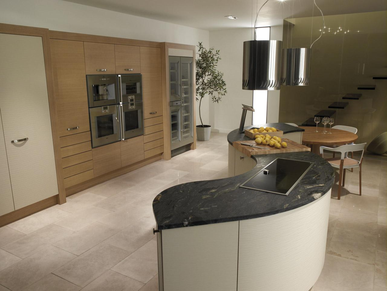 Kleiderhaus fitted furniture wardrobes and sliding doors for Contemporary kitchens uk