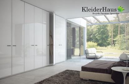 Fitted hinged wardrobes london