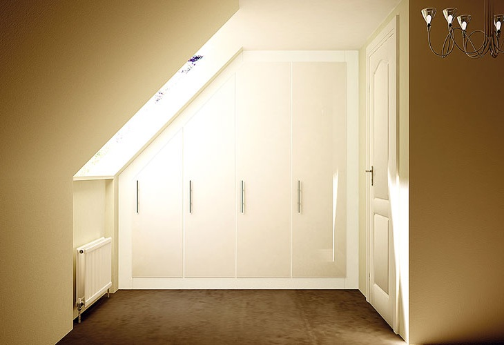 Kleiderhaus bespoke sliding door wardrobe and custom made furniture