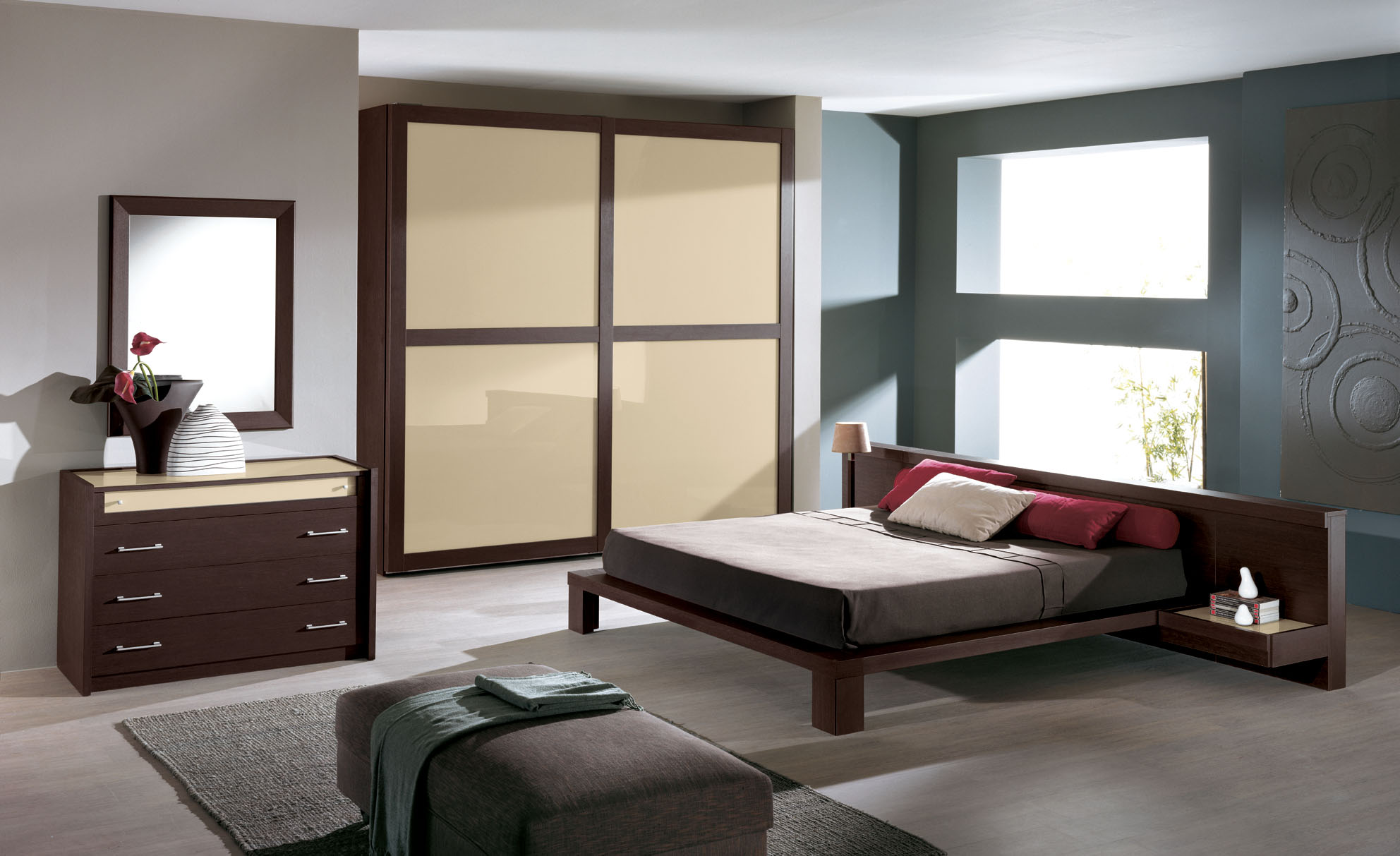 Kleiderhaus fitted furniture wardrobes and sliding doors for Design interieur chambre a coucher
