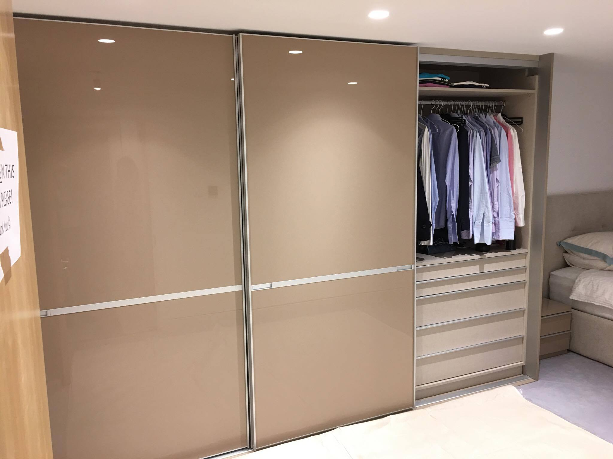 fitted wardrobes london